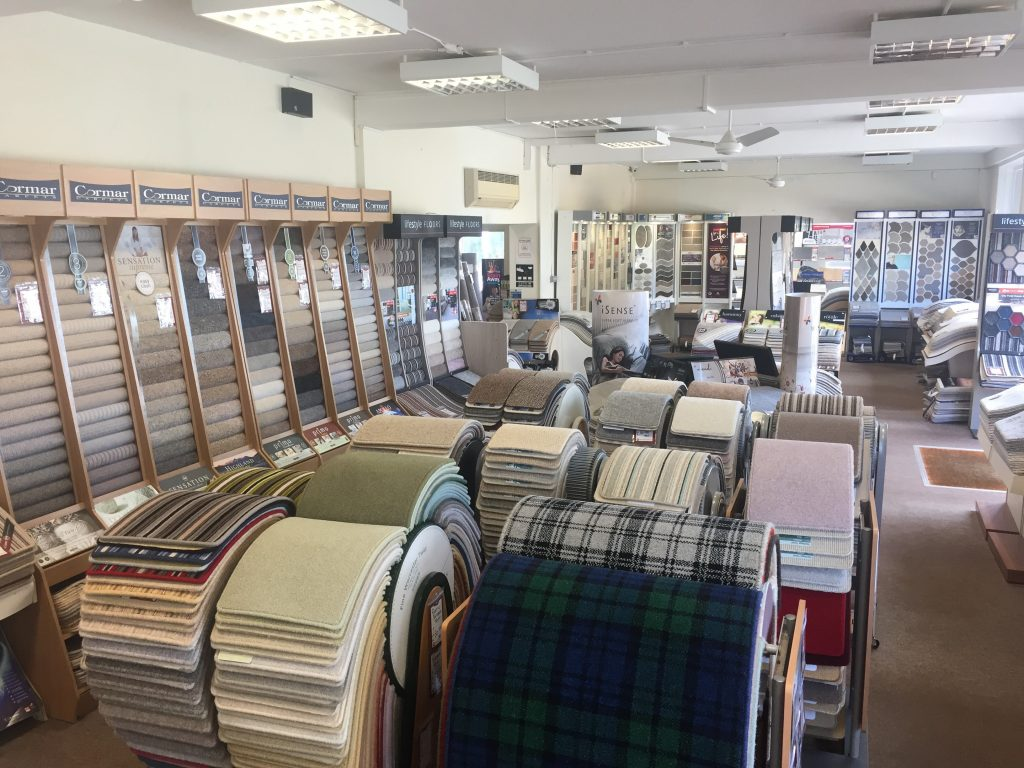 Mercury Carpets Swansea